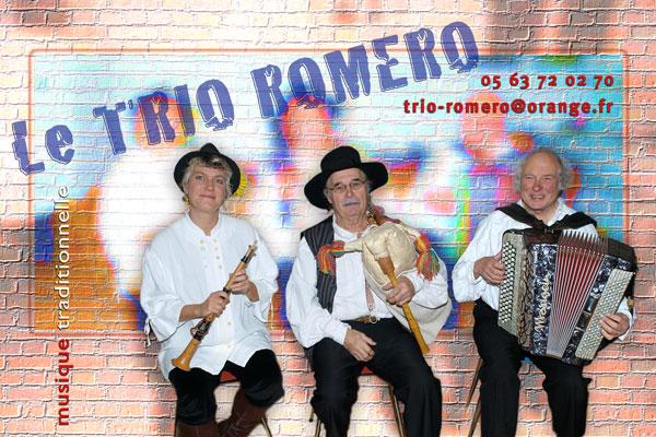 trio romero